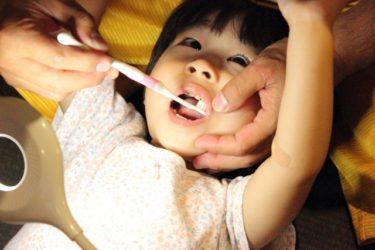 選択肢を増やして歯磨きを楽しもう♪イヤイヤ仕上げ磨きにはアレがオススメ!